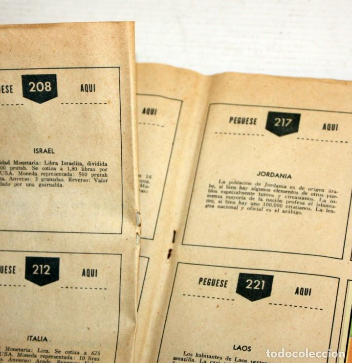 Coleccionismo Álbumes: COLECCIÓN UNIVERSAL-LIBRO DE BANDERAS-ESCUDOS-MONEDAS-MAPAS. - Foto 6 - 134133178