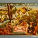 Coleccionismo Álbumes: TUS AMIGOS LOS PERROS - PANRICO 1976 - LAS RAZAS MAS FAMOSAS DEL MUNDO. Lote 134317754