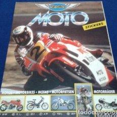Coleccionismo Álbumes: MOTO . Lote 135330882