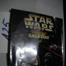 Coleccionismo Álbumes: ALBUM STAR WARS - LA GUERRA DE LAS GALAXIAS . Lote 135907322