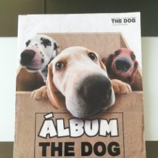 Coleccionismo Álbumes: ÁLBUM CROMOS PERROS THE DOG CHEETOS CHIPICAO. Lote 136296010