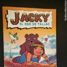 Coleccionismo Álbumes: ALBUM DE CROMOS JACKY, DANONE. Lote 136355778