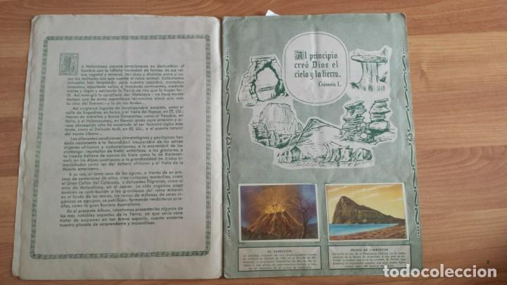 Coleccionismo Álbumes: MARAVILLAS DEL MUNDO ALBUM I - BRUGUERA -FALTAN 22 CROMOS DE 250 - Foto 2 - 136609538