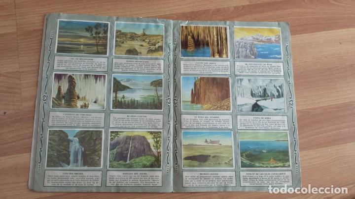 Coleccionismo Álbumes: MARAVILLAS DEL MUNDO ALBUM I - BRUGUERA -FALTAN 22 CROMOS DE 250 - Foto 3 - 136609538
