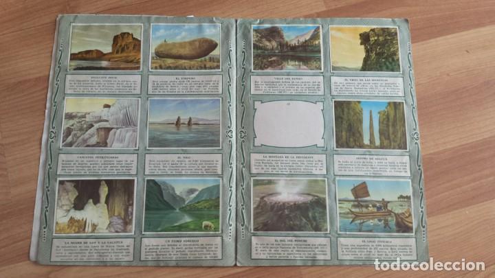 Coleccionismo Álbumes: MARAVILLAS DEL MUNDO ALBUM I - BRUGUERA -FALTAN 22 CROMOS DE 250 - Foto 4 - 136609538