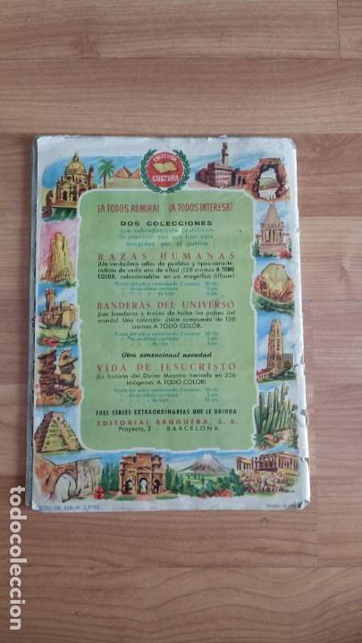 Coleccionismo Álbumes: MARAVILLAS DEL MUNDO ALBUM I - BRUGUERA -FALTAN 22 CROMOS DE 250 - Foto 5 - 136609538