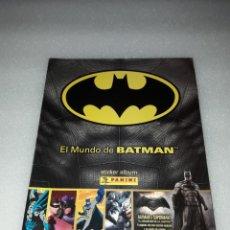 Coleccionismo Álbumes: ALBUM BATMAN VACIO. Lote 136905366
