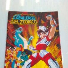 Coleccionismo Álbumes: ALBUM CABALLEROS ZODIACO PANINI 1986. Lote 137191286