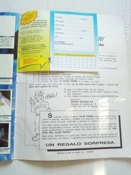 Coleccionismo Álbumes: ALBUM CABALLEROS ZODIACO PANINI 1986 - Foto 4 - 137191286
