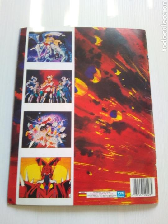 Coleccionismo Álbumes: ALBUM CABALLEROS ZODIACO PANINI 1986 - Foto 5 - 137191286