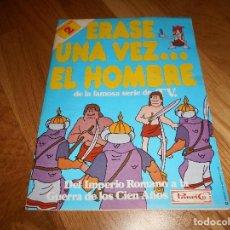 Coleccionismo Álbumes: ERASE UNA VEZ EL HOMBRE - PANRICO FASCICULOS 1 Y 2. Lote 137324234