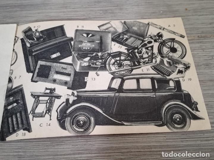 Coleccionismo Álbumes: ANTIGUO Y PRECIOSO ALBUM DE CROMOS - IL MIO ZOO - 1936 - PUBLICIDAD DE MIO FORMAGGIO - EN PERFECTO E - Foto 4 - 138556498