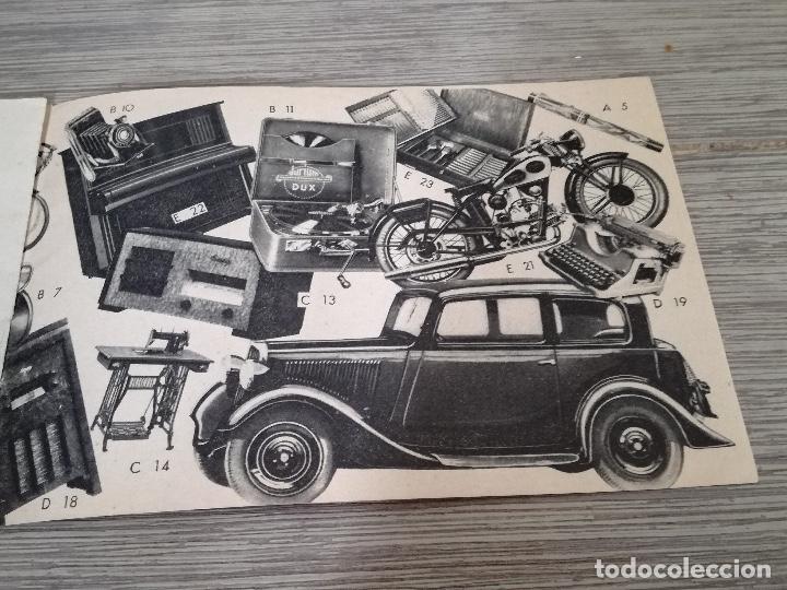 Coleccionismo Álbumes: ANTIGUO Y PRECIOSO ALBUM DE CROMOS - IL MIO ZOO - 1936 - PUBLICIDAD DE MIO FORMAGGIO - EN PERFECTO E - Foto 5 - 138556498
