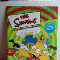 Coleccionismo Álbumes: ALBUM THE SIMPSON PANINI AÑO 2000. Lote 138898582