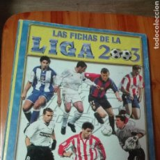 Coleccionismo Álbumes: ALBUN FIGURAS DE LA LIGA 2003. Lote 139299972