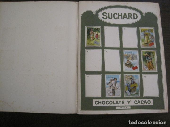 Coleccionismo Álbumes: ALBUM SUCHARD - AÑOS 20 - ALBUM INCOMPLETO - VER FOTOS (V-15.279) - Foto 4 - 139329382