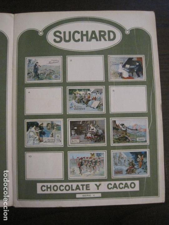 Coleccionismo Álbumes: ALBUM SUCHARD - AÑOS 20 - ALBUM INCOMPLETO - VER FOTOS (V-15.279) - Foto 8 - 139329382
