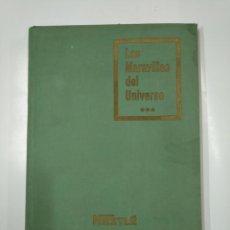 Coleccionismo Álbumes: ALBUM LAS MARAVILLAS DEL UNIVERSO. SERIES 49 A 74 - VOLUMEN III - 1958 - NESTLE - INCOMPLETO. TDKC38. Lote 139416306