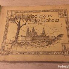 Coleccionismo Álbumes: ÁLBUM 1. 1933. LAS BELLEZAS DE GALICIA JUAN GIL CAÑELLAS. FALTAN 11 . Lote 140663206
