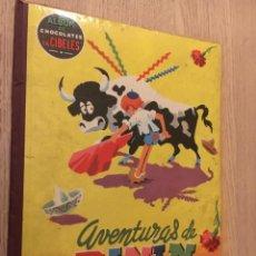 Coleccionismo Álbumes: ÁLBUM DE CHOCOLATES LA CIBELES Nº 3 AVENTURAS DE PININ 1959 LE FALTA UN CROMO. Lote 140663290