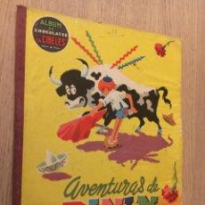Coleccionismo Álbumes: ÁLBUM DE CHOCOLATES LA CIBELES Nº 3 AVENTURAS DE PININ 1959 LE FALTAN 28 CROMOS. Lote 140663350
