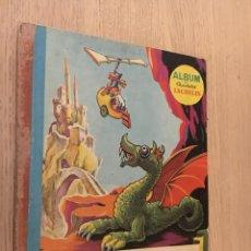 Coleccionismo Álbumes: ÁLBUM DE CHOCOLATES LA CIBELES Nº 2 AVENTURAS DE PININ 1956 LE FALTA 1 CROMOS. Lote 140663442