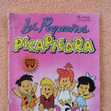 Coleccionismo Álbumes: CROMOS.ALBUM-LOS PEQUEÑOS PICAPIEDRAS-1988.COMIC-ROMO.VACIO.. Lote 140765186