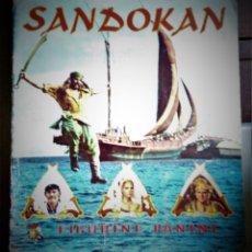 Coleccionismo Álbumes: SANDOKAN. Lote 140847334