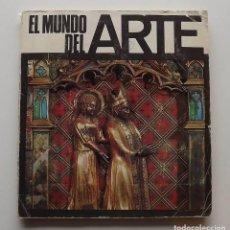Coleccionismo Álbumes: ALBUM CASI COMPLETO EL MUNDO DEL ARTE, DIFUSORA DE LA CULTURA. VER TODAS LAS IMÁGENES. Lote 140867818