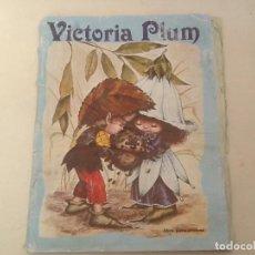 Coleccionismo Álbumes: ÁLBUM DE CROMOS VICTORIA PLUM 1982. Lote 141542598