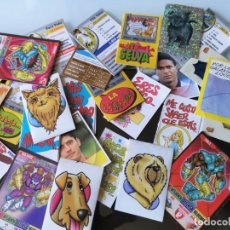 Coleccionismo Álbumes: LOTE CROMOS BOLLYCAO PANRICO PHOSKITOS. Lote 143883774