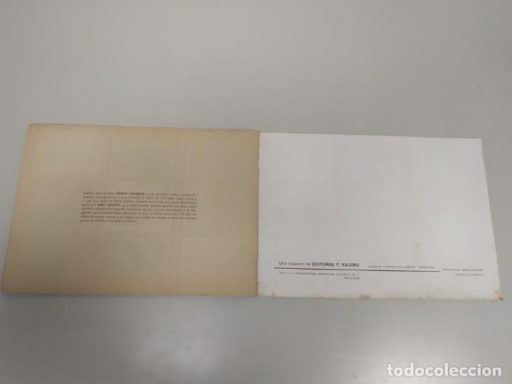 Coleccionismo Álbumes: J- ALBUM DE CROMOS OBSEQUIO MODULO 1 FAUNA EDITORIAL VALERO AÑO 1970 INCOMPLETO - Foto 5 - 144030966