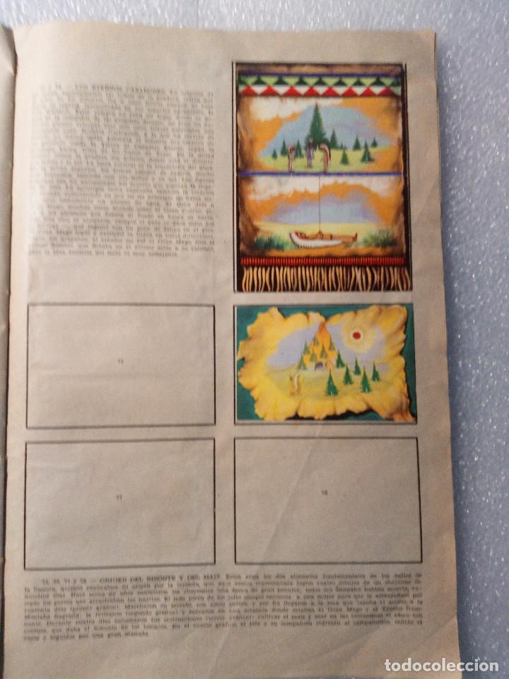 Coleccionismo Álbumes: ALBUM LEJANO OESTE. NUMERO 2. EDITORIAL RUIZ ROMERO con mas o menos la mitad de los cromos - Foto 16 - 144149550