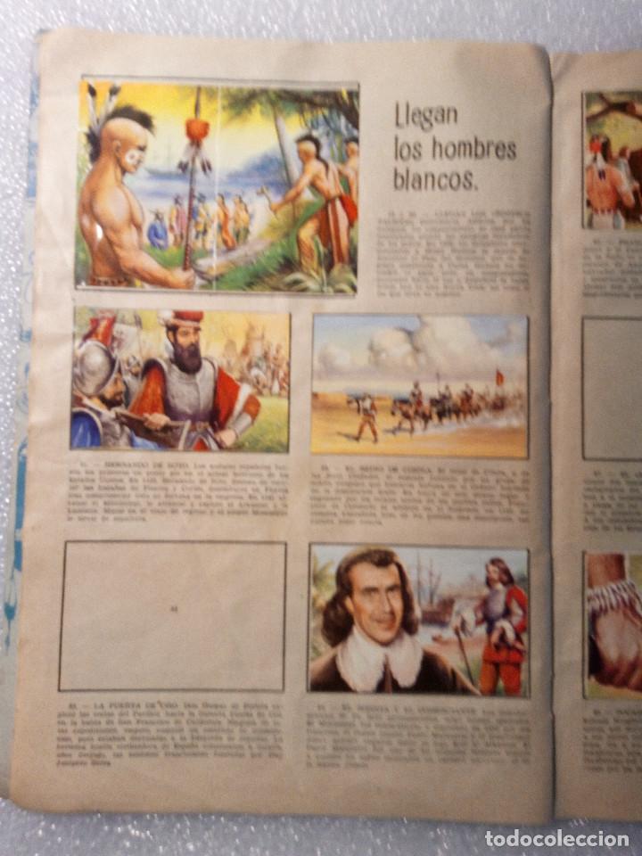 Coleccionismo Álbumes: ALBUM LEJANO OESTE. NUMERO 2. EDITORIAL RUIZ ROMERO con mas o menos la mitad de los cromos - Foto 17 - 144149550
