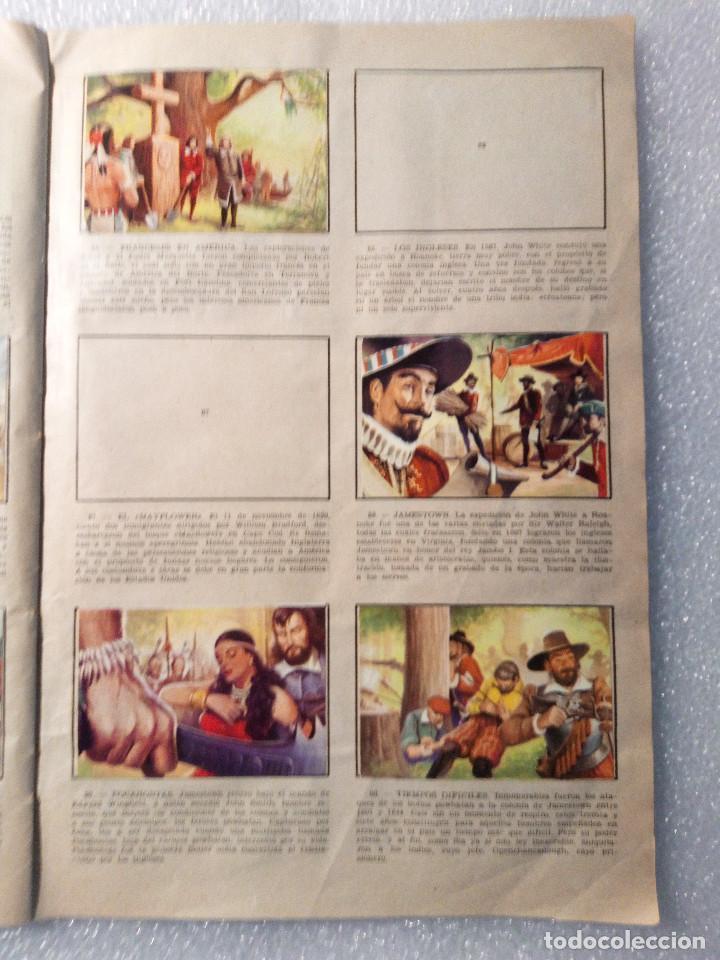 Coleccionismo Álbumes: ALBUM LEJANO OESTE. NUMERO 2. EDITORIAL RUIZ ROMERO con mas o menos la mitad de los cromos - Foto 18 - 144149550