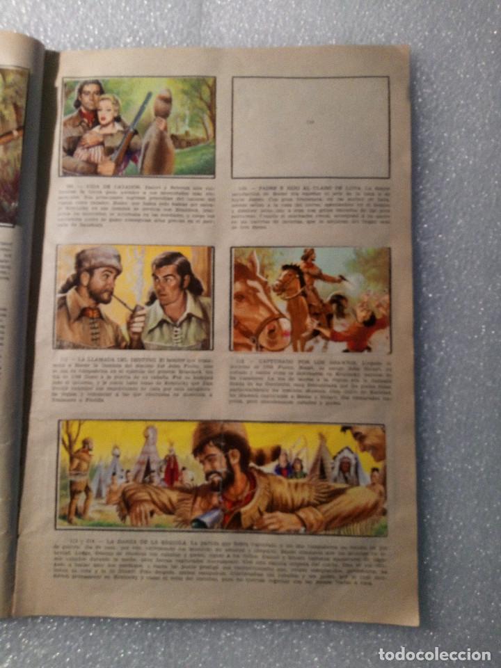Coleccionismo Álbumes: ALBUM LEJANO OESTE. NUMERO 2. EDITORIAL RUIZ ROMERO con mas o menos la mitad de los cromos - Foto 22 - 144149550