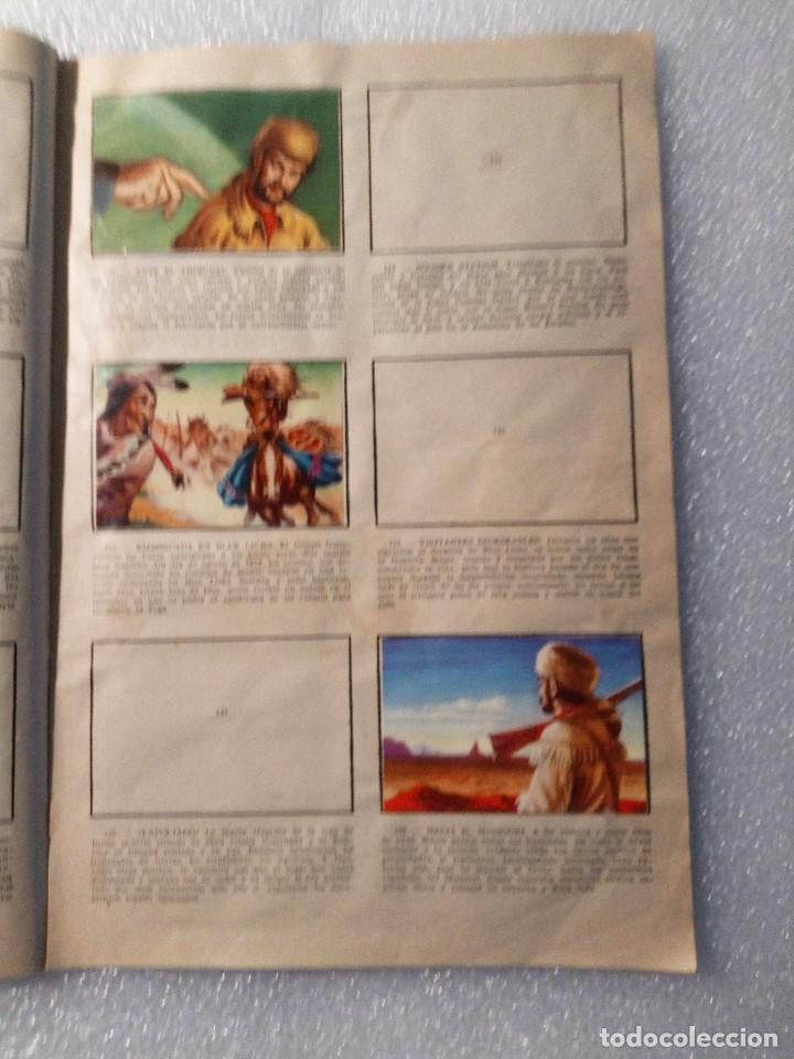Coleccionismo Álbumes: ALBUM LEJANO OESTE. NUMERO 2. EDITORIAL RUIZ ROMERO con mas o menos la mitad de los cromos - Foto 27 - 144149550
