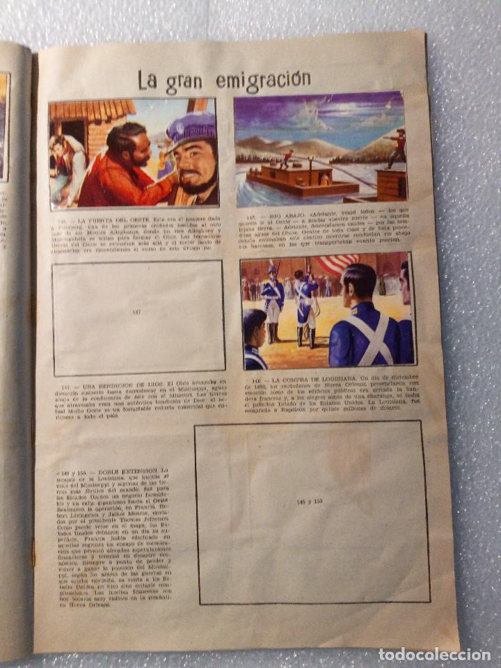 Coleccionismo Álbumes: ALBUM LEJANO OESTE. NUMERO 2. EDITORIAL RUIZ ROMERO con mas o menos la mitad de los cromos - Foto 29 - 144149550