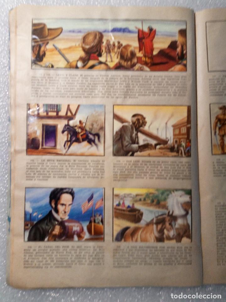 Coleccionismo Álbumes: ALBUM LEJANO OESTE. NUMERO 2. EDITORIAL RUIZ ROMERO con mas o menos la mitad de los cromos - Foto 30 - 144149550