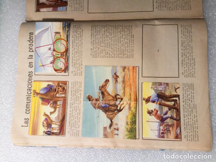 Coleccionismo Álbumes: ALBUM LEJANO OESTE. NUMERO 2. EDITORIAL RUIZ ROMERO con mas o menos la mitad de los cromos - Foto 38 - 144149550