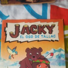 Coleccionismo Álbumes: JACKY EL OSO DE TALLAC DANONE. Lote 144763397