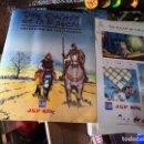 Coleccionismo Álbumes: ÁLBUM INCOMPLETO DON QUIJOTE DE LA MANCHA EMITIDO POR EL DÍA AÑO 2005 CON 36 ENTREGAS SIN PEGAR. Lote 145127782