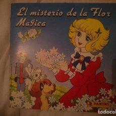 Coleccionismo Álbumes: ALBUM IMCOMPLETO - CANDY CANDY - EL MISTERIO DE LA FLOR MAGICA -REFM3E2. Lote 145499130