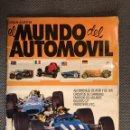 Coleccionismo Álbumes: CROMOS . EL MUNDO DEL AUTOMÓVIL (FALTA LA ÚLTIMA HOJA) EDITA: BRUGUERA (A.1970). Lote 146049656