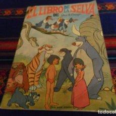 Coleccionismo Álbumes: CROMOS SALEN BIEN, EL LIBRO DE LA SELVA INCOMPLETO CON 113 DE 157. FHER 1968. WALT DISNEY. BE.. Lote 146866194