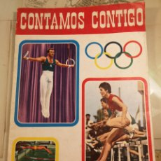 Coleccionismo Álbumes: ALBUN CHOCOLATE CIBELES. Lote 147390010