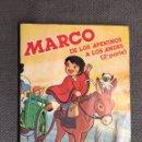 Coleccionismo Álbumes: MARCO DE LOS APENINOS A LOS ANDES , ÁLBUM CROMOS INCOMPLETO. EDITA: DANONE. Lote 147611806