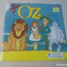 Coleccionismo Álbumes: ALBUM CROMOS EL MAGO DE OZ - EDITORIAL CELDITOR 1988. Lote 147676006