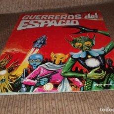 Coleccionismo Álbumes: ALBUM GUERREROS DEL ESPACIO,ED.FHER,AÑO 1983,CONTIENE 22 CROMOS. Lote 147729894