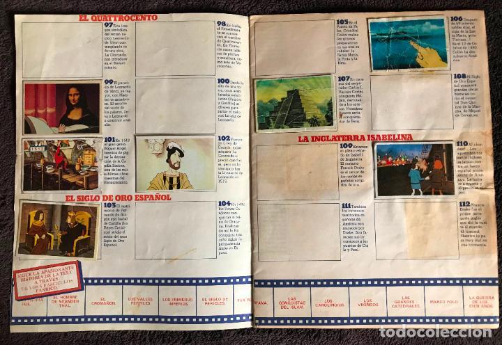 Coleccionismo Álbumes: ALBUM DE CROMOS ERASE UNA VEZ EL HOMBRE PANRICO FASCICULOS 3 Y 4 - Foto 2 - 147842066